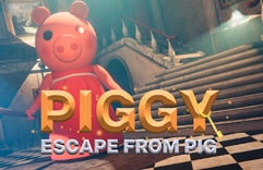 Roblox Piggy: Escape from Pig